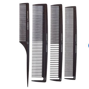 Cricket Carbon Combs 4 pack-C20, C30, C50 C25 -New